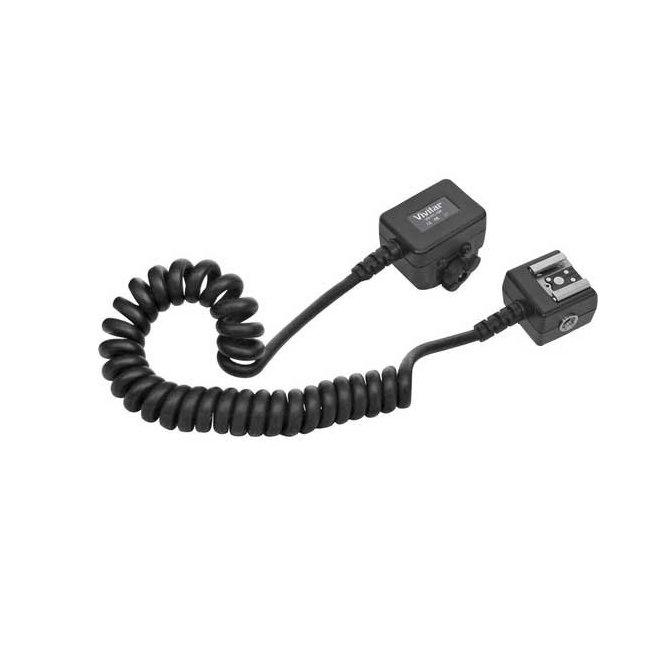 Vivitar Digital Off-shoe Flash Cord for Olympus