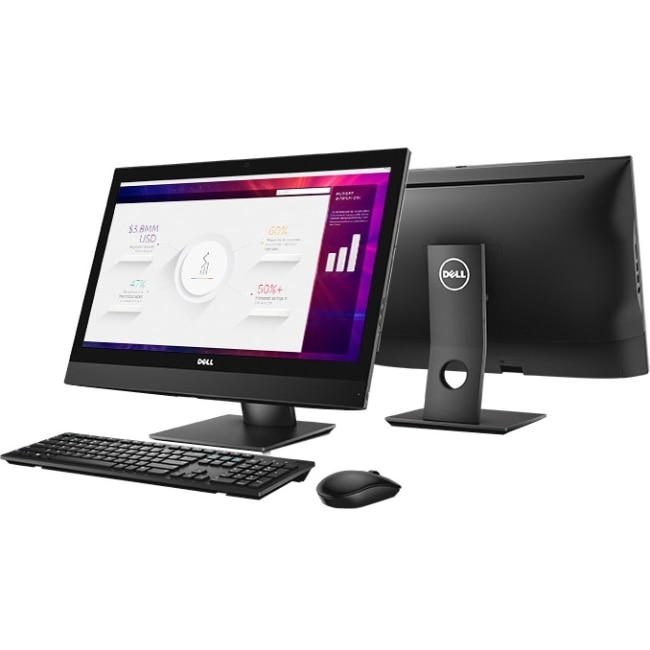 Dell OptiPlex 7000 7450 All-in-One Computer - Intel Core i5 (7th Gen)