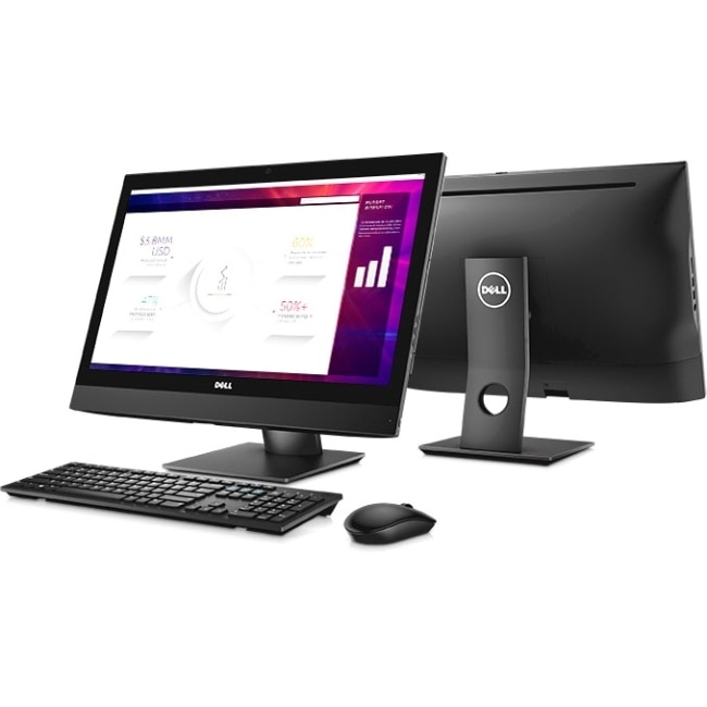 Dell OptiPlex 7450 All-in-One Computer - Intel Core i5 (7th Gen) i5-7