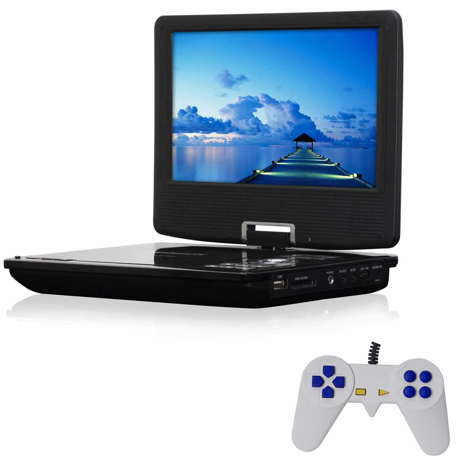 QFX 9' Multimedia Player with Game Function