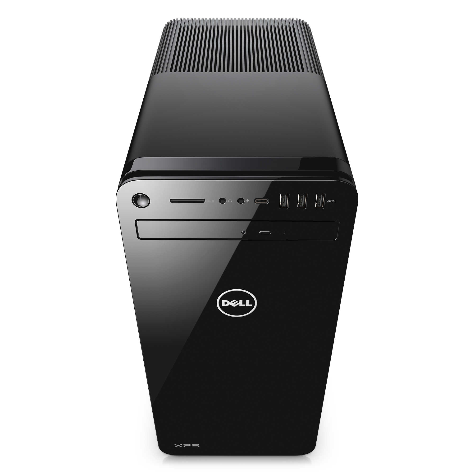 Dell - XPS Tower (XPS 8930), Intel Core i7-8700, 8GB 2666MHz DDR4, 16 GB Intel Optane, NVIDIA GeForce GT 1030